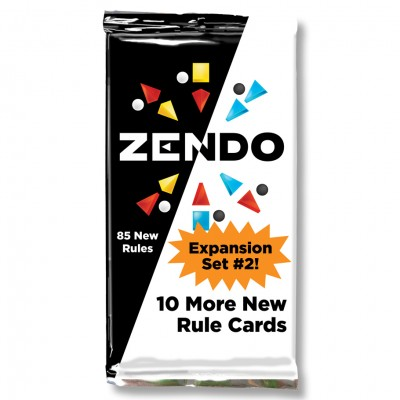 Zendo Rules Expansion #2