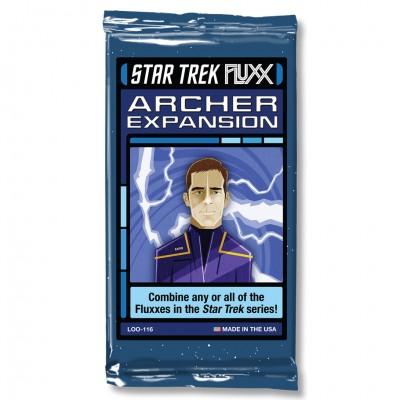 Star Trek Fluxx: Archer Expansion