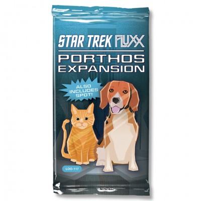 Star Trek Fluxx: Porthos Expansion