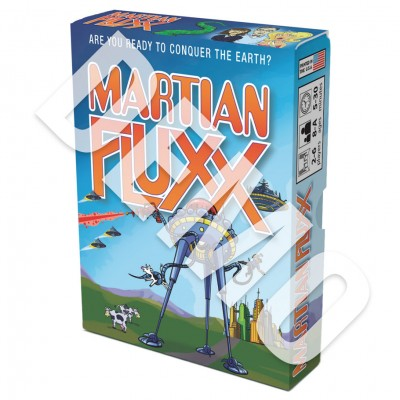 Martian Fluxx DEMO