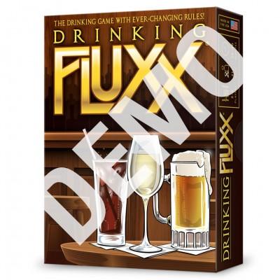 Drinking Fluxx DEMO