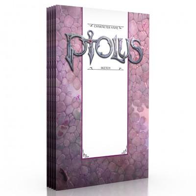 D&D 5E: Ptolus Character Portfolio (5)