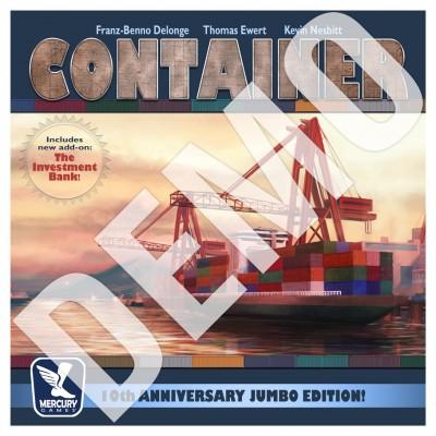 Container 10th Ann. Jumbo Ed. Demo