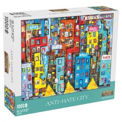 Puzzle: Anti-Hate City 1000pcs