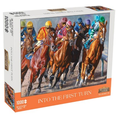 Puzzle: Into the First Turn 1000pcs