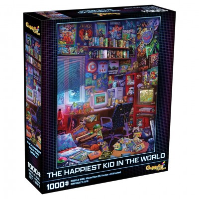 Puzzle:The Happiest Kid in World 1000pc