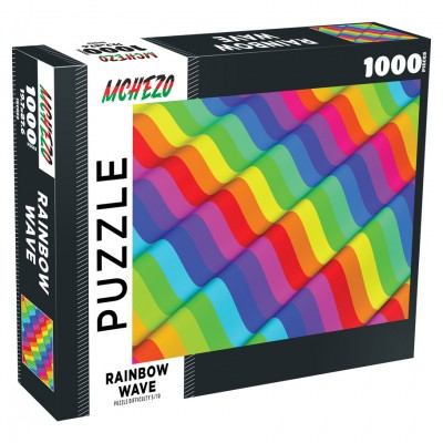 Puzzle: Rainbow Wave 1000pc