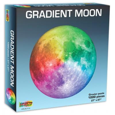 Puzzle: Gradient Moon 1000pcs