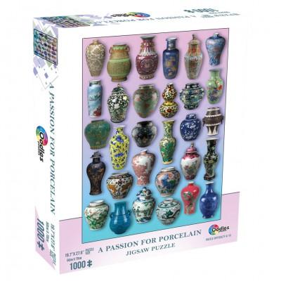 Puzzle: A Passion for Porcelain 1000pc