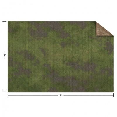 6' x 4' Grassland/Desert Adventure Mat