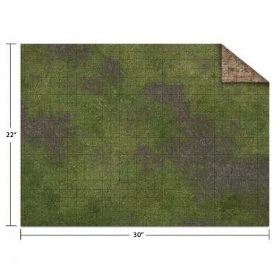 """22"""" x 30"""" Grassland/Desert Adventure Mat"""