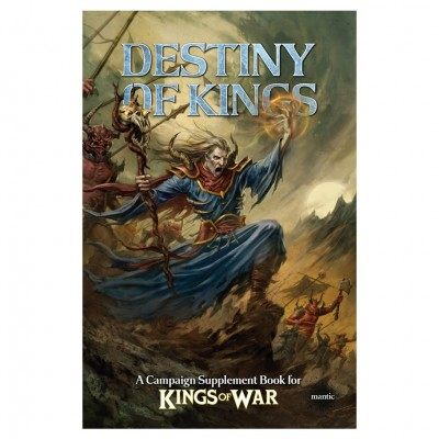 KoW2E: The Destiny of Kings Campaign Sup