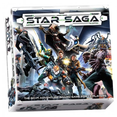 Star Saga Retail Launch Bundle