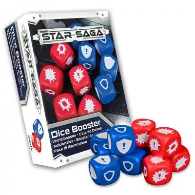 Star Saga: Dice Booster
