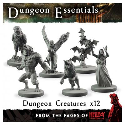 TC: DE: Dungeon Creatures