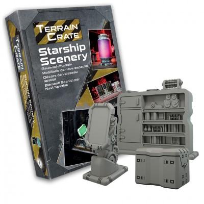 TC: Starship Scenery