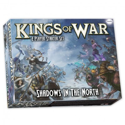 KoW3E: Shadows in the North Starter Set