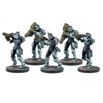 WP2E: Enforcer Heavy Support