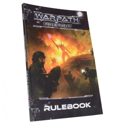Warpath - Fire Fight Gamer's Rulebook
