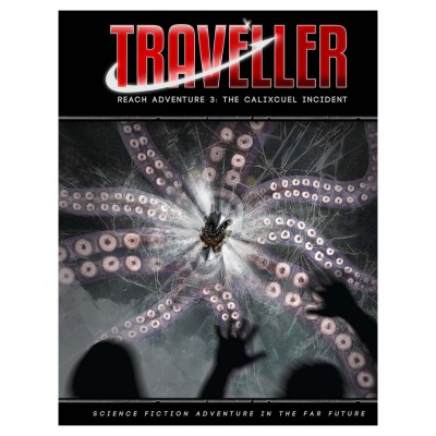 Traveller: RA3: The Calixcuel Incident