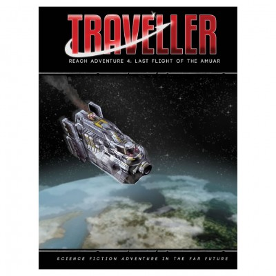 TRAV: Last Flight of the Amuar