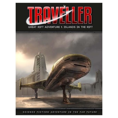 Traveller: Rift 1: Islands in the Rift