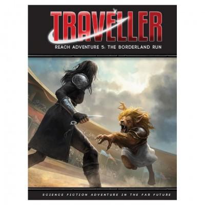 TRAV: Reach Adv 5: The Borderland Run