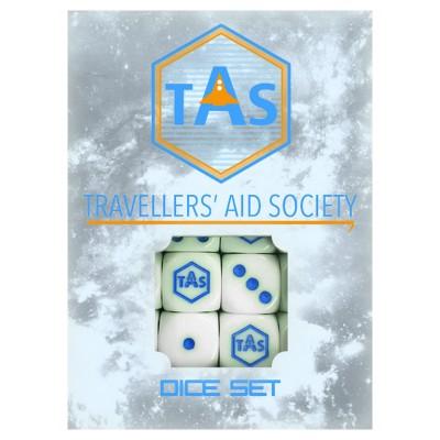 TRAV: Aid Society Dice Set