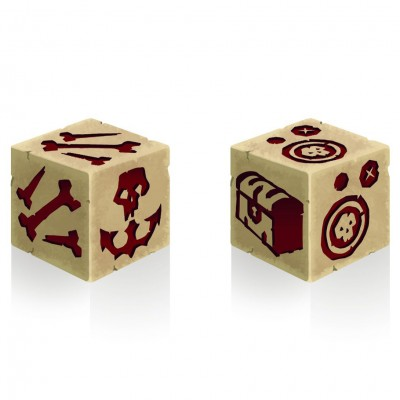 Sea of Thieves Legendary Dice Pack
