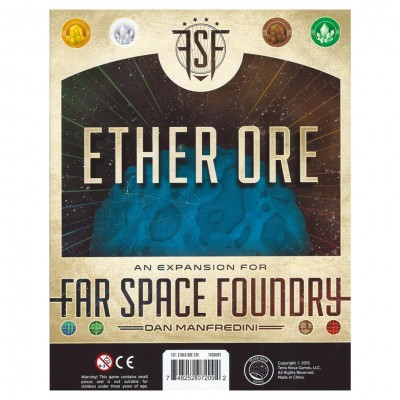 Far Space Foundry: Ether Ore