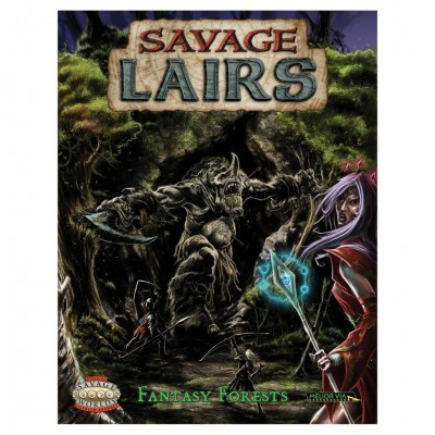 SW: Savage Lairs Fantasy Forests