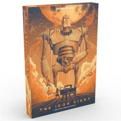 Puzzle: Iron Giant 1000pc