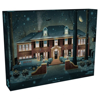 Puzzle: Home Alone 1000pc