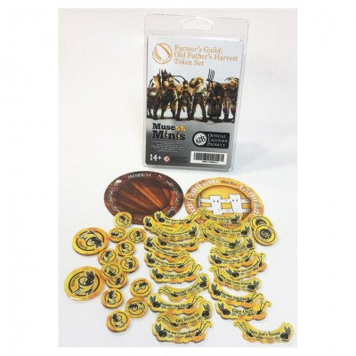 GB: Farmers: Old Father's Harvest Tokens
