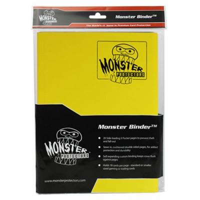 Binder: 9pkt: Monster: Matte YE
