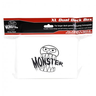 DB: Mosnter: XL Double WH