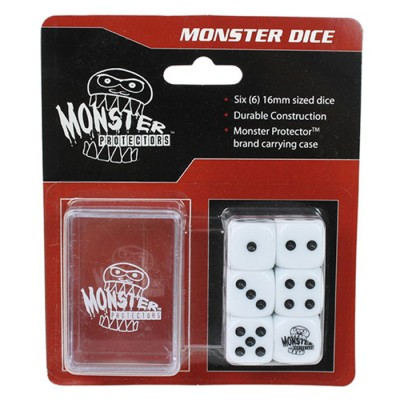 d6 Monster Dice: WH (6)