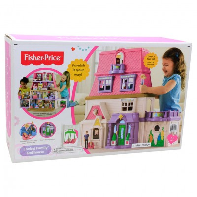 FP: Loving Family Dollhouse
