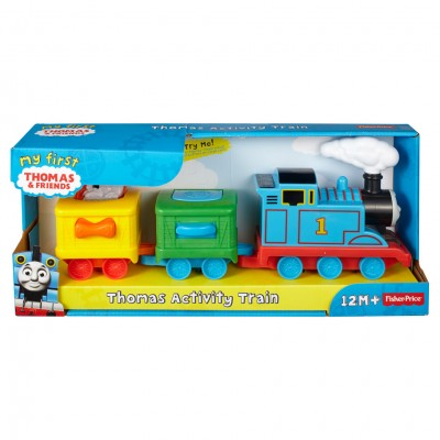 T&F: Thomas Activity Train (6)