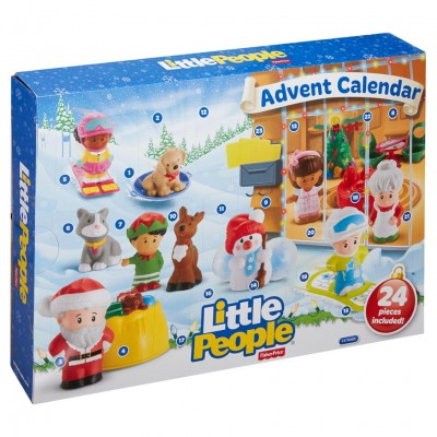LP: Little People Advent Calendar (4)