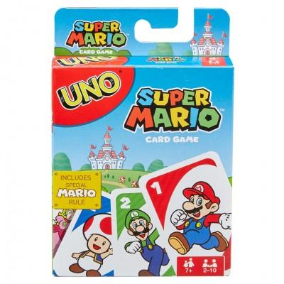UNO Super Mario Bros