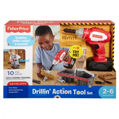 FP: Drillin' Action Tool (2)