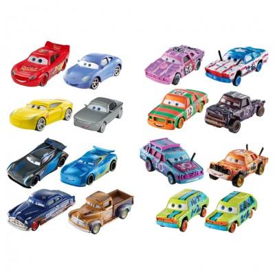 Cars: Char 2Pk Ast (12)