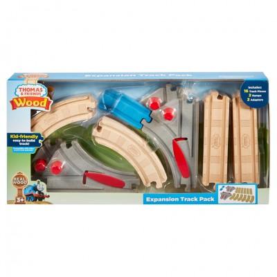 T&F: Wood: Exp Track Pk (4)