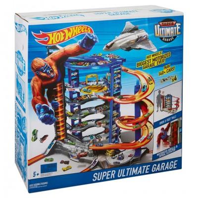 HW: Super Ultimate Garage