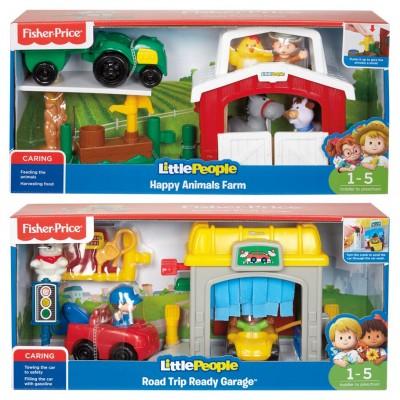 LP: Mini Garage & Farm Ast (2)
