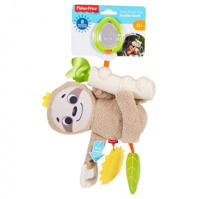 FP: Slow Much Fun: Stroller Sloth (2)
