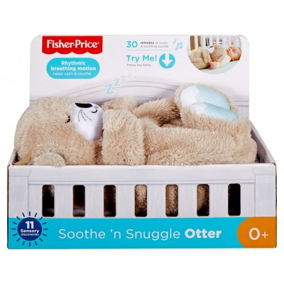 FP: Soothe 'N Snuggle Otter (2)