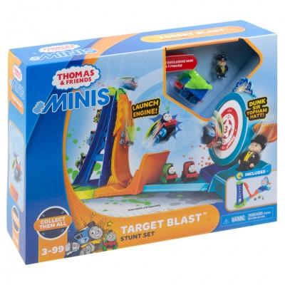 T&F: Minis: Target Blast Plyst (3)