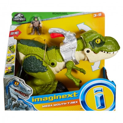 Imaginext: JW: Mega Mouth T-Rex